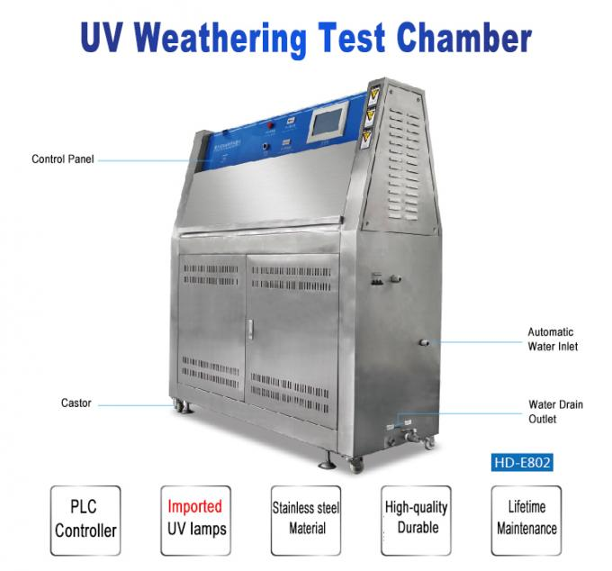 uv test machine