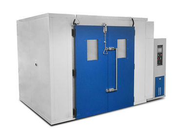 Good Quality Lab Test Machines & Canstant Temperature And Humidity Environmental Test Chamber Walk In style on sale