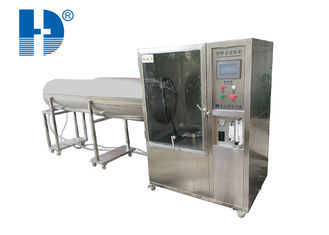 Good Quality Lab Test Machines & Waterproof Universal Rain Spraying IP Test Equipment IPX5 / IPX6 on sale