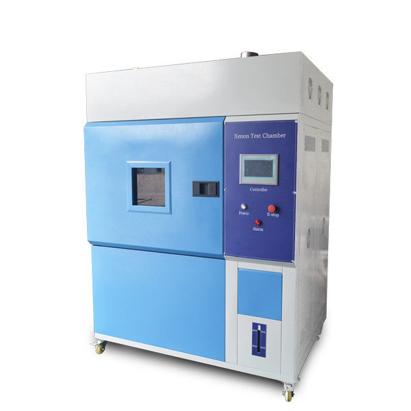 Xenon Lamp Test Chamber Accelerated Aging Chamber Stainless Steel  Environmental Test Equipment