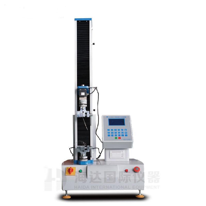 Laboratory Peel Adhesion Rubber Tensile Testing Machine