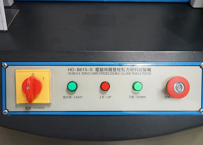 ASTM Used Pull Test Equipment Rubber Testing Machine for Wire , Cable