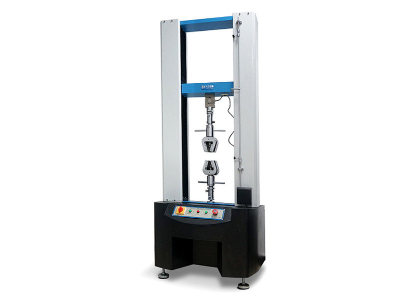 Used Test Equipment : Astm used pull test equipment rubber testing machine for