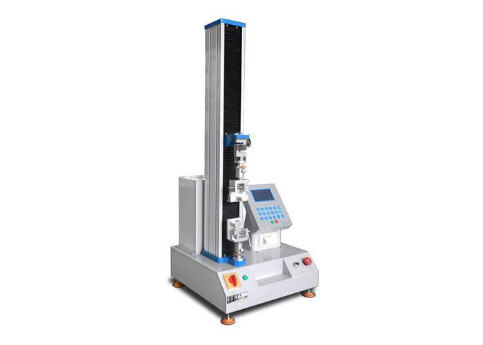 Pull Bending Rubber Tensile Testing Machine Astm E4 Iso