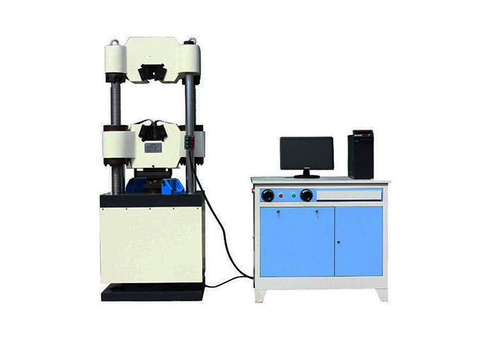 30KN Universal Tensile Testing Machine For Rebar Tensile Strength Test with High Precise Ball Screw