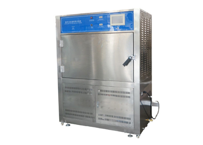 UV Accelerated Aging Test Chamber With LCD Touch Screen Controller