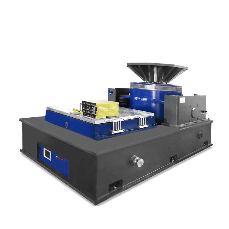 Ultra Mute Vibration Testing Equipment With PID Adjusts Function