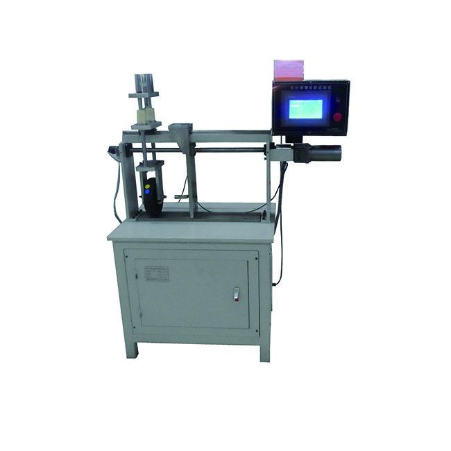 Electronic Lab Test Machines , Micro Computerized Scooter Rubber Tire Friction Coeffcient Test Machine