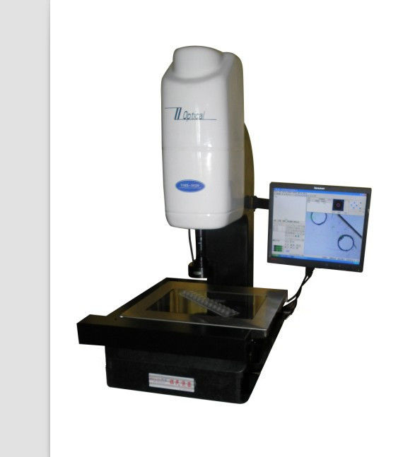 Optical Measuring Instruments : D coordinate image optical measuring equipment programmable