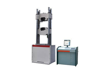 China Hydraulic Compression Testing Machine Servo Loop Control Universal Testing Equipment factory