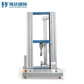 Panasonic Servo Motor Tensile Strength Of Rubber Universal Compression Testing Machine