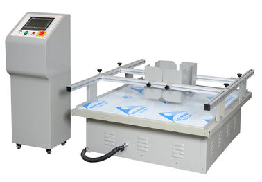 ISTA Packaging Testing Machine For Carton Simulation Transportation Vibration Testing