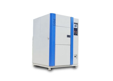 Hot and Cold Temperature Thermal Shock Environmental Test Chamber RS -232 / USB communication