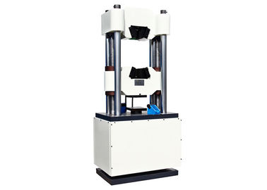 China Microcomputer 60T Hydraulic Universal Tensile Testing Machine Computer Control factory