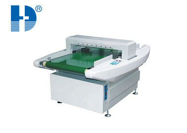 Single Phase Capacitor Motor Rotation Needle Detector Machine / Conveyors Detector