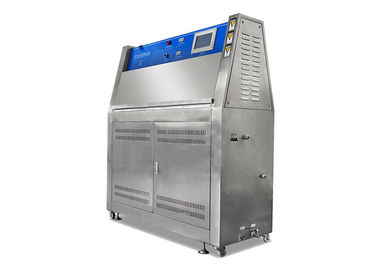 UV Weathering Lab Test Machines / Accelerated Aging Chamber with PID SSR Control , CE Approvals