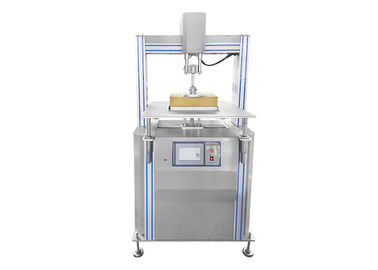 Touch Screen Furniture Testing Machine For Spongy Indentation Hardness Testing