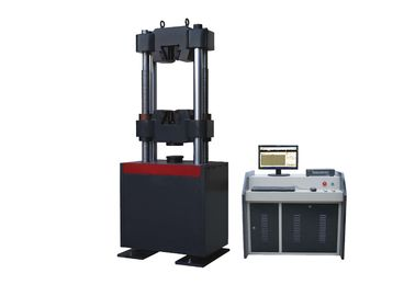 Tensile Tester Computer Control Hydraulic Universal Testing Machine Tensile Testing 6KN - 300KN