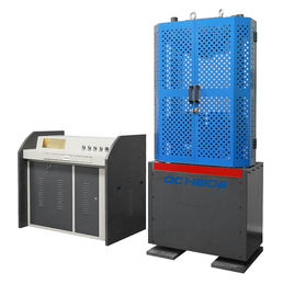 China 300KN Universal Hydraulic Tensile Testing Machine with Computer Control factory