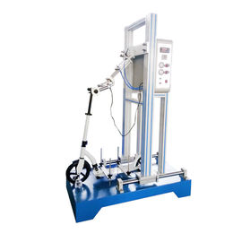 PLC Screen Handle Bar Fatigue Testing Machine / Scooter Testing Equipment