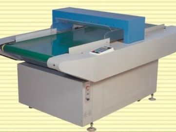 High Performance Clothing And Food Needle Metal Detector With Conveyor Belt