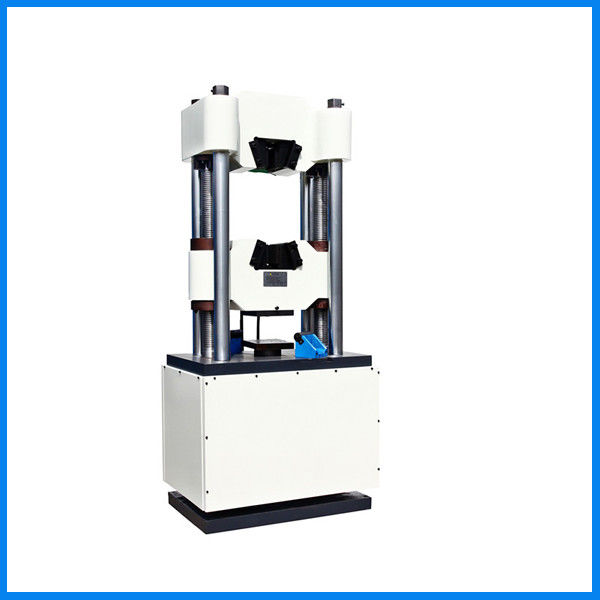 Hydraulic tensile testing universal testing machines Hydraulic motor testing