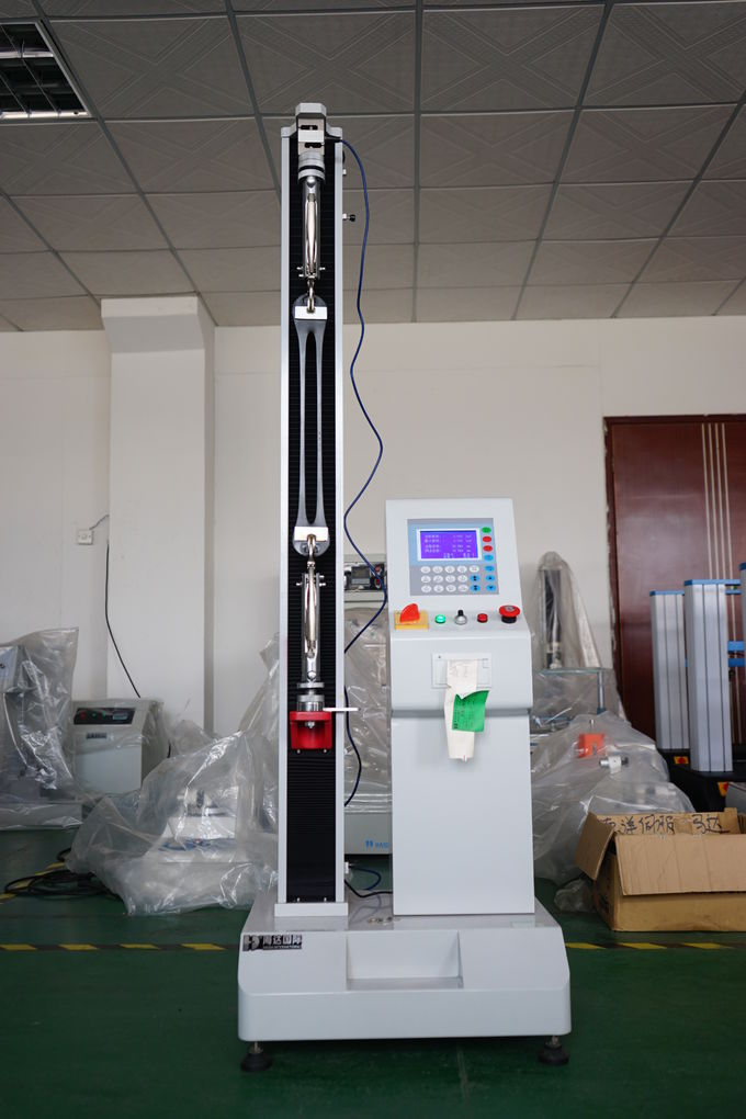 Electronic Product Testing Instruments : Taiwan servo motor electronic tensile test equipment