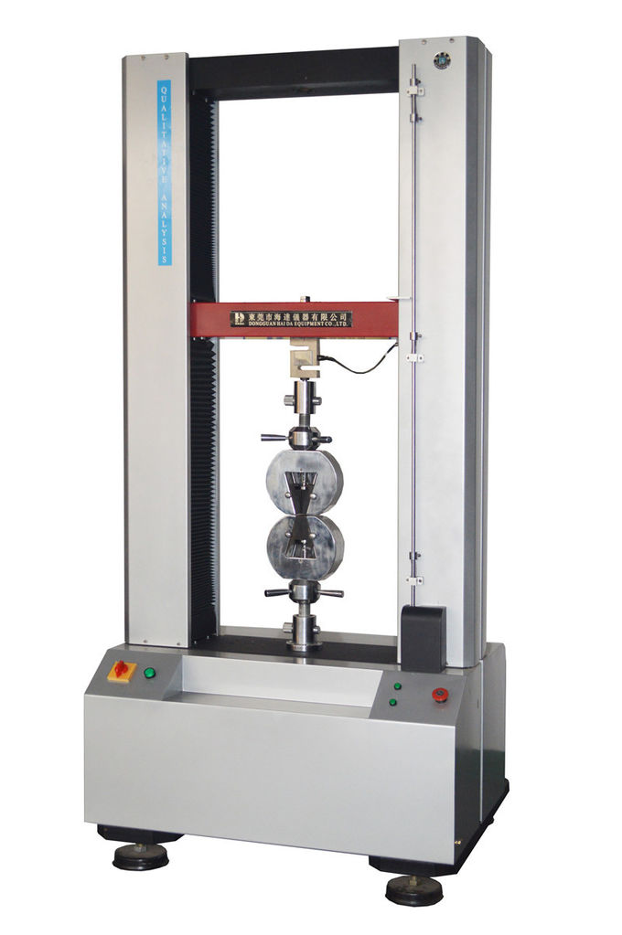 Double Column Electronic Tensile Tester Computerized