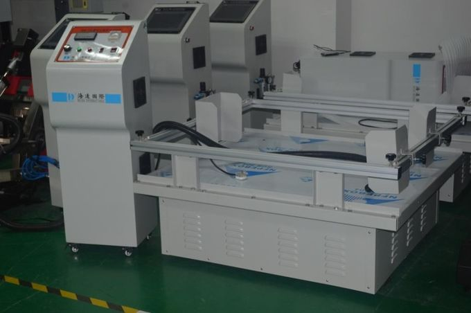 PLC Controller ISTA Package Testing Vibration Testing Machine Customized